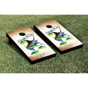 Victory Tailgate Guy Harvey Four Play Cornhole Game Set