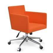 sohoConcept Harput Office Chair; Orange Camira Wool