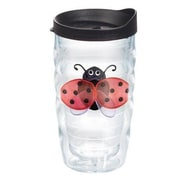 Tervis Tumbler Garden Party Lady Bug 10 Oz. Wavy Tumbler; Yes