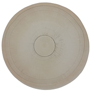 French Home Birch Platter; Mocha