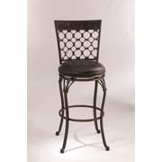 Hillsdale Brescello 30'' Swivel Bar Stool with Cushion