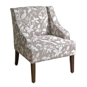 HomePop Emma Accent Arm Chair