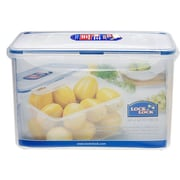 Lock & Lock 19-Cup Rectangular Tall Food Container