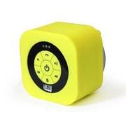 Adesso® Xtream S1 Bluetooth Waterproof Speaker, Yellow