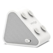 Antec WEDGE 3 W Compact Bluetooth Speaker and Mobile Stand, White