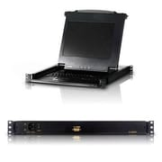 """Aten® CL1000M 17"""" Single Rail LCD Console for PS/2 KVM Switches"""