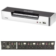 Aten® CubiQ™ CS1794 4 Port USB 2.0 - HDMI KVM Switch