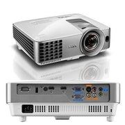 BenQ MW632ST WXGA DLP Business Projector, Silver