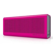 Braven 805 20 W Portable Bluetooth Speaker, Magenta/Gray