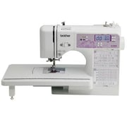 Brother White Computerized Sewing and Quilting Machine (SC3000)
