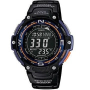 Casio® Twin Sensor Digital Smart Watch, Black (SGW100-2B)