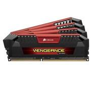 Corsair CMY32GX3M4A2400C11R Vengeance 32GB (4 x 8GB) DDR3 SDRAM DIMM DDR3-2400/PC-12800 Desktop RAM Module