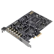 Sound Blaster® 30SB155000001 Audigy RX PCI Express x1 Sound Card