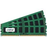 Crucial™ CT3KIT51272BD160B 12GB (3 x 4GB) DDR3 SDRAM DIMM DDR3-1600/PC-12800 Desktop RAM Module