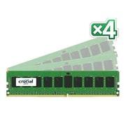 Crucial™ CT4K8G4RFS4213 32GB (4 x 8GB) DDR4 SDRAM RDIMM DDR4-2133/PC-17000 Server RAM Module