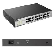 D-Link® GOSW24GE 24 Port Gigabit Ethernet Unmanaged Switch