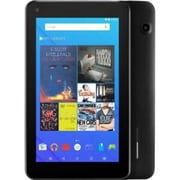 "Ematic EGQ367 7"" Tablet, 16GB, Android 5.1 Lollipop, Black"