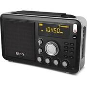 Eton NGWFB Desktop Clock Radio, Black