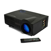 FAVI® RioHD-LED-G3 SVGA LCD Gaming Projector, Black