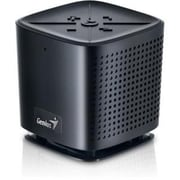 Genius SP-925BT 10 W Portable Bluetooth Speaker, Black
