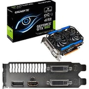 GIGABYTE™ GV-N960OC-4GD 128-Bit PCI Express 3.0 4GB Graphic Card