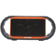 Grace Digital Inc. Ecoxgear ECOXBT 6 W Waterproof Bluetooth Speaker, Orange/Black