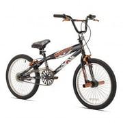 Kent Bicycles Razor Aggressor Boy's BMX Bike, Black, 13+ Years (22048)