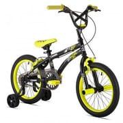 Kent Bicycles X Games Freestyle Bike, Black/Yellow, 5 - 7 Years (31612)
