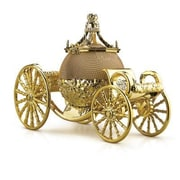KIDdesigns Star Wars CNM8FX Cinderella's Carriage Bluetooth Speaker, Gold