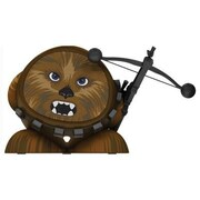 KIDdesigns Star Wars LIB66C7FX Sidekick Alien Bluetooth Speaker, Brown/Gray