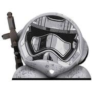 KIDdesigns Star Wars LIB66T7FX Trooper Bluetooth Speaker, White/Black/Gray