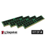 Kingston® KVR21R15D4K4/64 64GB (4 x 16GB) DDR4 SDRAM DIMM DDR4-2133/PC-2133 Server RAM Module