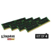 Kingston® KVR16R11D4K4/64I 64GB (4 x 16GB) DDR3 SDRAM DIMM DDR3-1600/PC-12800 Server/Desktop RAM Module