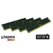 Kingston® KVR16R11D4K4/64 64GB (4 x 16GB) DDR3 SDRAM DIMM DDR3-1600/PC-12800 Server/Desktop RAM Module