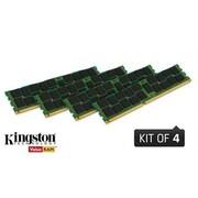 Kingston® KVR16R11D4K4/64 64GB (4 x 16GB) DDR3 SDRAM DIMM DDR3-1600/PC-12800 Server/Desktop RAM Module