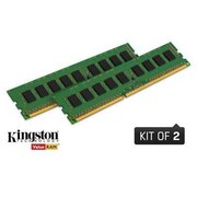Kingston® KVR16N11S8K2/8 8GB (2 x 4GB) DDR3 SDRAM DIMM DDR3-1600/PC-12800 Desktop RAM Module