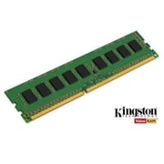 Kingston® KVR16N11S8/4 4GB (1 x 4GB) DDR3 SDRAM DIMM DDR3-1600/PC-12800 Desktop RAM Module
