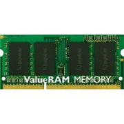 Kingston® KVR16S11S8/4 4GB (1 x 4GB) DDR3 SDRAM SoDIMM DDR3-1600/PC-12800 Laptop RAM Module