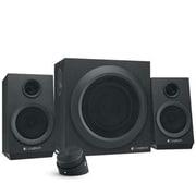 Logitech Z333 40 W 2.1 Speaker System, Black