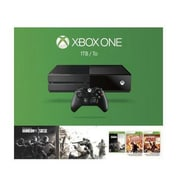 Microsoft® KF7-00146 Xbox One 1TB Tom Clancy's Rainbow Six Siege Game Console Bundle