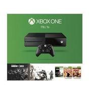 Microsoft® KF7-00146 Xbox One 1TB Tom Clancy's Rainbow Six Siege Game Console Bundle