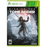 Microsoft® Action/Adventure Rise of the Tomb Raider Gaming Software, Xbox 360 (PD700001)