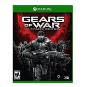 Microsoft® Action/Adventure Gears of War Ultimate Edition Gaming Software, Xbox One (4V500001)