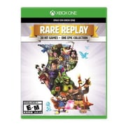 Microsoft® Rare Replay Xbox One Action/Adventure Game Software, Download, Windows (KA500001)
