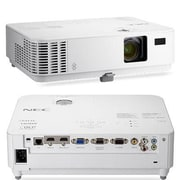 NEC NP-V302H Full HD 3D Ready DLP Multimedia Projector, White