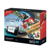 Nintendo® WUPSKAGP Wii U Mario Kart 8 Deluxe Gaming Console Kit