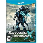 Nintendo® Xenoblade Chronicles X Role Playing Game Software, Wii U (WUPPAX5E)
