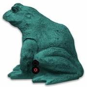 OSD Audio® BTF525 20 W Bluetooth Frog Outdoor Speaker, Green