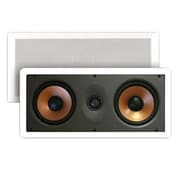 OSD Audio® IW545 125 W In-Wall Center Speaker, Off White
