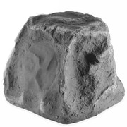 OSD Audio® RX550S 100 W Outdoor Rock Speaker, Granite Gray